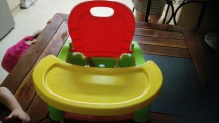 Kitchen booster seat
