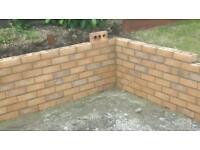 260 faceing bricks £45