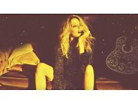 1 seated ticket for Kylie Minogue - SSE Arena Belfast, £35, almost half price, Monday 8th October