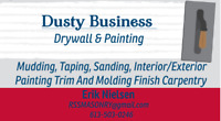 DUSTY BUSINESS DRYWALL SERVICES
