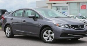 2015 Honda Civic LX|Htd Seats|Camera - Just arrived