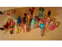 Barbie / Disney / Monster High Dolls