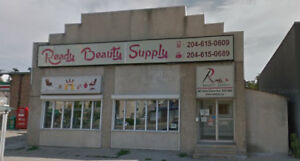 Retail store / commercial space for lease or sale