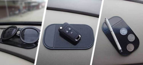 5 Pcs Dashboard Sticky Pad Non-slip Car Magic Anti-Slip  Mat Holder Cell Phone