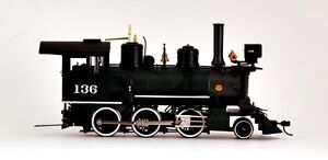 Spectrum-On30-Scale-Train-2-6-0-Mogul-Analog-D-RGW-136-25242
