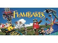 Flambards theme Park wristbands vouchers