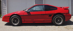 1986 Fiero GT Fastback in great shape