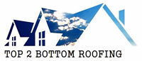 TOP 2 BOTTOM ROOFING PARRY SOUND 705-561-8898