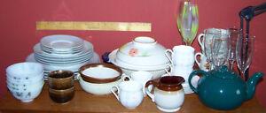 Tableware / crockery (37 items) London Ontario image 1