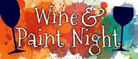 WINE AND PAINT NIGHT!