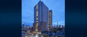 Downtown Toronto Campus One Sublet
