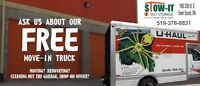 Free In-Town Truck with Move In