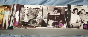 Elvis Collectible  photo cards