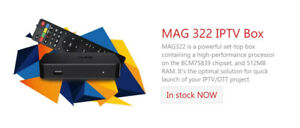 ONLY $ 85.00 IP TV MAG 322