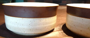 Denby stoneware, vegetable / souffle dish