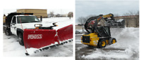 Winter Snow Removal Packages- Commercial+ Residential- Call Now