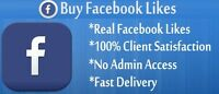 You want more likes on your facebook page?