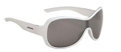 Alpina Kinder Sportbrille TUSSI weiß white
