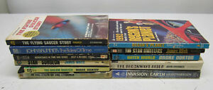 Science Fiction Pocket Books