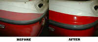 Detailing/Polishing of Boats and Seadoo's