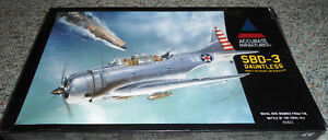 Accurate Miniatures 1/48 SBD-3 Dauntless