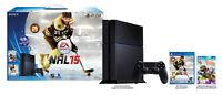 PS4 NHL 15 Bundle (2 Jeux) Brand New Sealed Neuf Scellé
