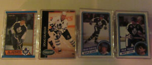 178 Toronto Maple Leafs trading cards