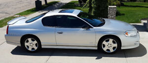 Low Mileage 2006 Chevy Monte Carlo SS 5.3L V8