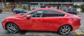Mazda 6 Sport Nav 2.0 petrol