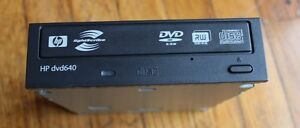 HP DVD640 DVD Burner With LightScribe IDE Internal