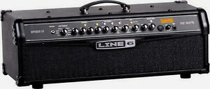LINE 6 Spider IV 150 Watt Amp Head - Top Of The Line - Like New
