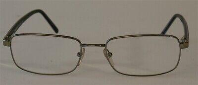 PRADA VPR60G Brille Brillengestell Silber Blau Eyeglasses Händler TOP-ZUSTAND