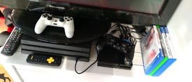 PS4 Pro and faulty VR bundle