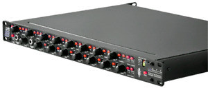 ART  Tube opto8 Eight channel Mic preamp