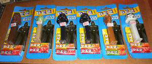 Star Wars Pez Darth Vader Yoda C3 PO Storm Trooper Chew Bacca Oakville / Halton Region Toronto (GTA) image 2