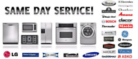 Home appliances repair service