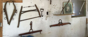 """ Antique  Wall Hangers or old theme Decorations ""."