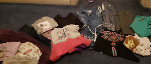 Girls Size 4t to 5/6 Clothes