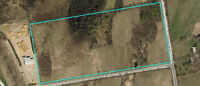25 Acres of Industrial Land at the edge of Owen Sound