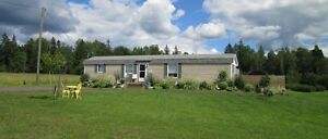 REDUCED..2 Bedroom Mini Home On 2 Acres With Small Barn