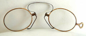 "1-Antique-Vintage eye glasses ""Pince Nez"" Belleville Belleville Area image 1"