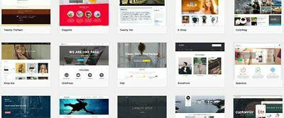 500 Premium Wordpress Themes - Demo Available - Documentation Included