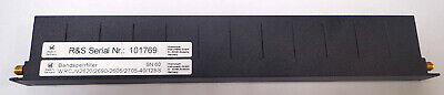 Wainwright Instruments Wrcjv26202690-26052705-4012ss Band Stop Reject Filter
