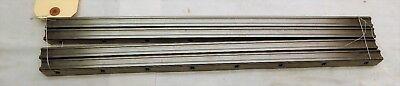 Thk Linear Guide Rail Udi01224 Lot Of 4