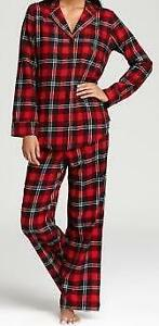 Womens Flannel Pajamas | eBay