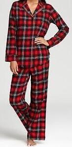 4ab162af42 Womens Flannel Pajama Set