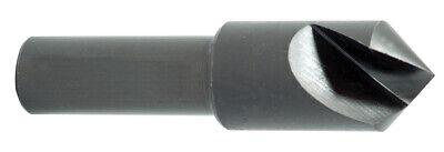 12 X 82 Single Flute Countersink High Speed Steel 38 Shank Melin Tool Usa