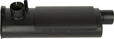 A147065 Muffler For Case 2290 2294 Tractors Without Loaders