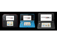 WANTED - 2DS/3DS/3DS XL - Working or Not - CASH PAID TODAY!