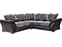 BRAND NEW SHANNON CORNER SOFA OR 3+2 SEATER SOFA SET(LIMITED TIME OFFER)
